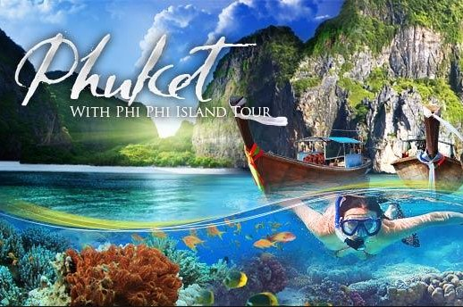 Tour Phuket Phi Phi Island