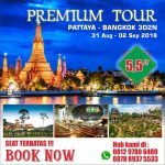 Promo Paket Tour Bangkok Pattaya 2018