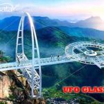 UFO Glass Bridge Beijing