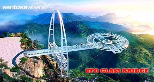 UFO Glass Bridge Beijing