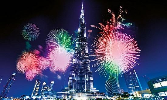 Paket Tour Dubai Murah Tahun Baru 2018