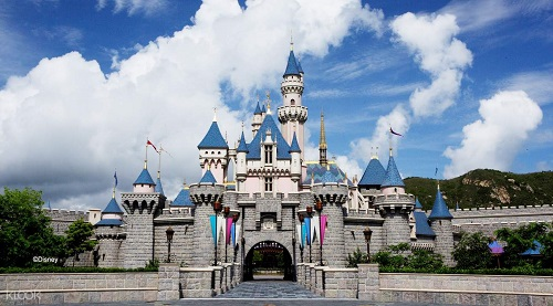 Disneyland Hongkong 2