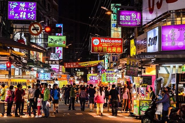 Fong Jia di Taichung