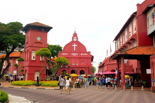 Malaka City Tour