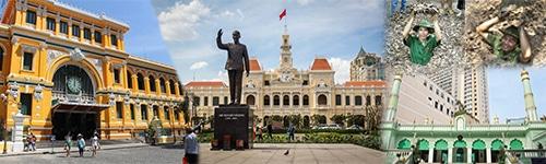 Paket Wisata Ho Chi Minh Vietnam