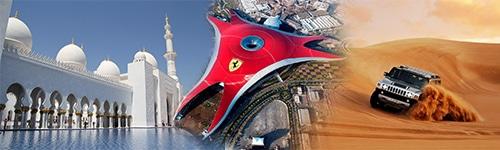 Paket Wisata Murah ke Dubai