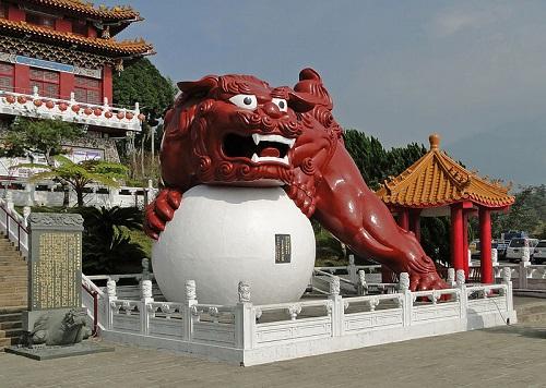 Wen Wu Temple 2