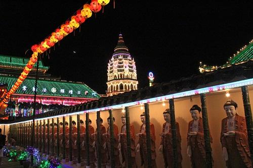 pagodha Budha penang