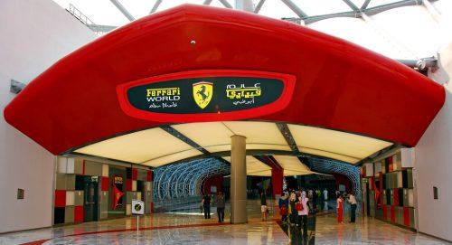 Ferrari World & Emirates