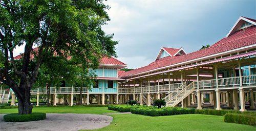 Mareukhathaiyawan Palace Hua Hin