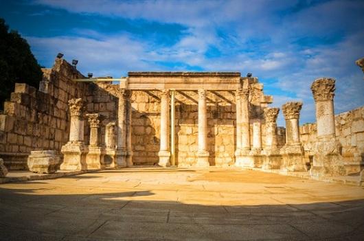 Tour Capernaum Israel