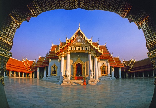 Bangkok in Thailand tourism destinations