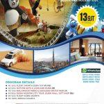 Paket Tour Dubai Abudhabi Lebaran
