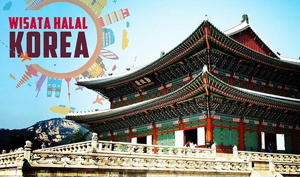 Paket Tour Korea Muslim Halal
