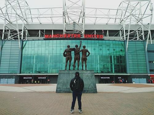 Old Trafford MU Stadium