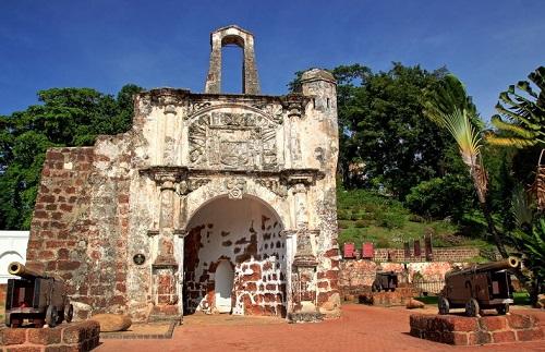 A'Formosa Portuguese fortress