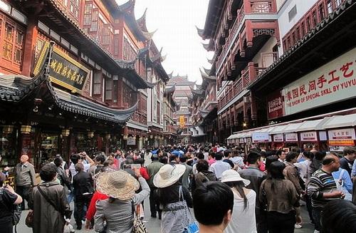 Chenghuang Miao market