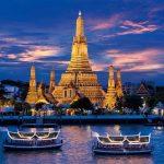 Tahun Baru ke Bangkok Thailand