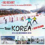 Paket Tour Korea Jeju Ski Resort