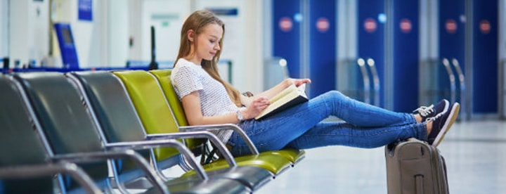 read book airport
