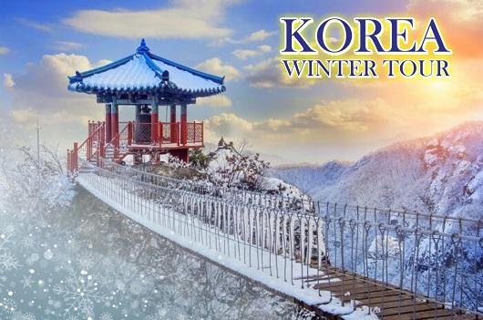 Paket Tour Korea Winter
