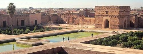 El Badi Palace, Marrakesh