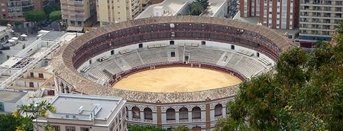 plaza de toros tangier