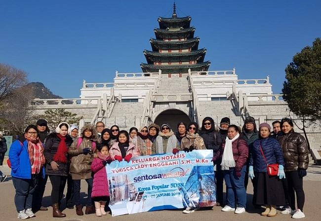 Paket Tour Korea Jeju Sentosa Wisata