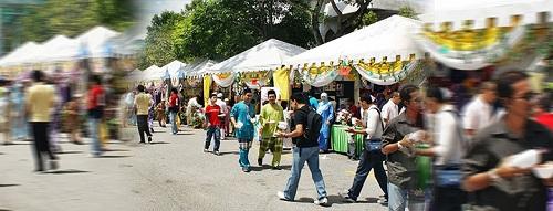 Festival hari raya malaysia