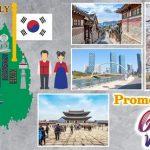 Paket Halal Tour Korea 2020