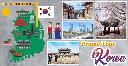 Paket Tour Halal ke Korea Selatan