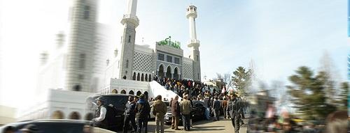 masjid central bulan ramadhan