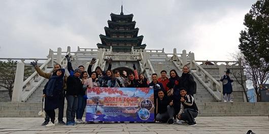 Paket Tour Korea April 2019