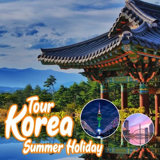 Paket Tour Korea Summer 2019 – Copy