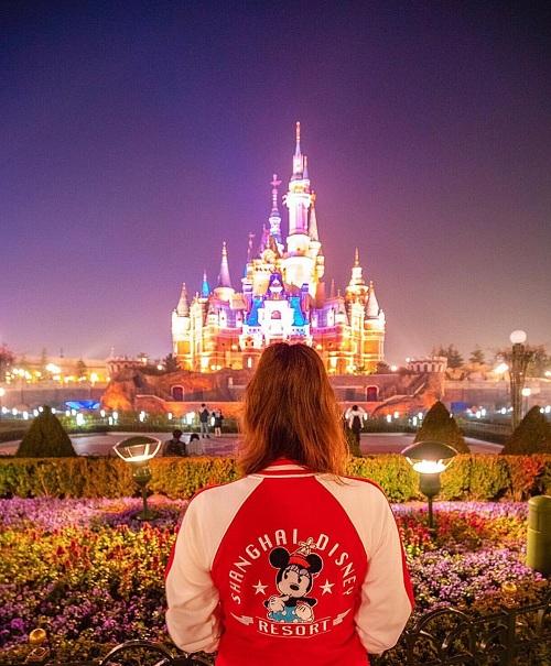 Tour Disneyland Shanghai