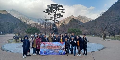 Tour Korea Mount Seorak