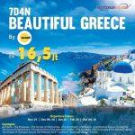 Paket Tour Yunani Santorini