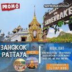 Paket Tour Bangkok Pattaya 2020 Murah