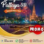 Paket Tour Tahun Baru 2020 ke Bangkok Thailand
