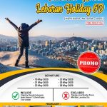Paket Tour Korea Lebaran