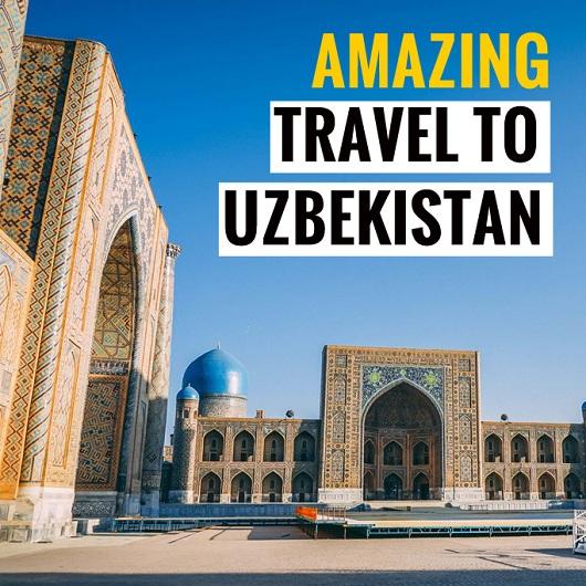 Paket Tour Uzbekistan Murah
